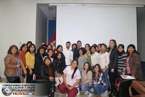 Congreso Mundial de obstetricia, Calidad y trato humanizado en Arequipa, Perú.