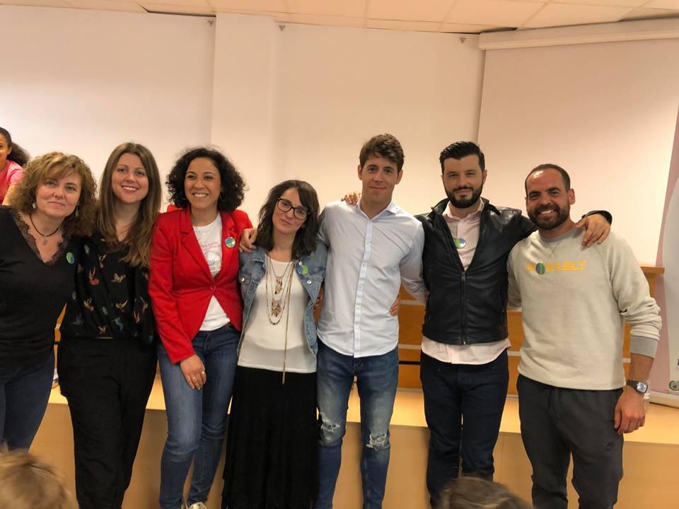 Encuentro familiar por el Día Mundial de la Salud Mental Materna en Molina de Segura